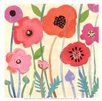 Summer Fields IV - mini Fine Art Print