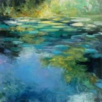 Water Lilies III Fine Art Print