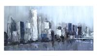 Citylines Fine Art Print