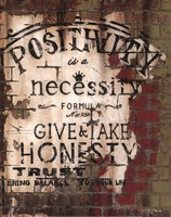 Positivity Fine Art Print