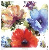 American Watercolors Fine Art Print