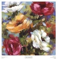 Lily's Garden II Fine Art Print