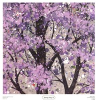 Spring Song II Fine Art Print