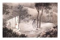 Between the Seongjaesu Fine Art Print