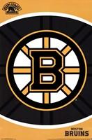 Boston Bruins® - Logo 14 Wall Poster