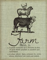 Farm Fine Art Print