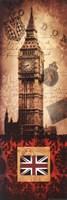 Trip to London Fine Art Print