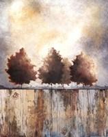 Tres Trees Fine Art Print