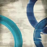 Halcyon I -Mini Fine Art Print
