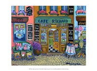 Coffees and Teas Fine Art Print