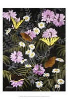 Tapestry of Butterflies Fine Art Print