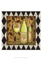 Harlequin & Wine II Fine Art Print