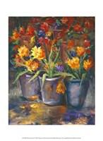 Flower Fiesta Fine Art Print