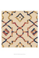 Morocco Tile I Fine Art Print