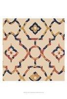 Morocco Tile II Fine Art Print