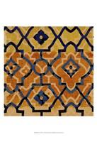Morocco Tile V Fine Art Print