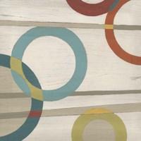 Circular Logic II Framed Print