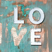 Love Patina I Fine Art Print