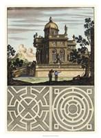 Architectura Curiosa I Fine Art Print