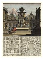 Architectura Curiosa II Fine Art Print