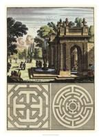 Architecture Curiosa III Fine Art Print