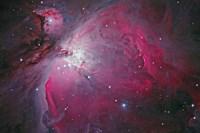 Messier 42, The Orion Nebula Fine Art Print