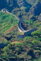 Great Wall, China Fine Art Print