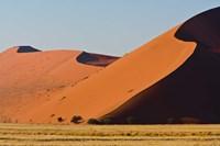Desert, Sossusvlei, Namib-Nauklift NP, Namibia Fine Art Print