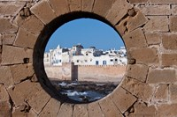 Fortified Architecture of Essaouira, Morocco Fine Art Print