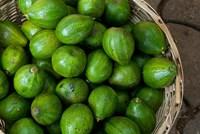 Benin, Ouidah, Produce Market Avocados Framed Print