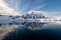 Antarctica, Paradise Harbour and Bay Fine Art Print