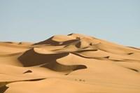 Erg Awbari, Sahara desert, Fezzan, Libya Fine Art Print