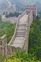 Great Wall, Jinshanling, China Fine Art Print