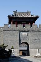 China, Ji Province, Great Wall of China Fine Art Print