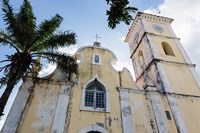 Church of Our Lady of Conception, Inhambane, Mozambique Fine Art Print
