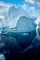 Icebergs and seascapes, Antarctica Fine Art Print