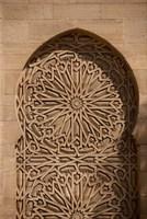 Morocco Casablanca Palace, Moorish Architecture Fine Art Print