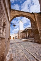 Mosque in el Jadida, Morocco Fine Art Print