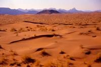 Namibia Desert, Sossusvlei Dunes, Aerial Fine Art Print