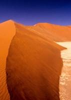 Namibia Desert, Sossusvlei Dunes, desert landscape Fine Art Print