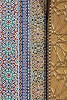 Royal Palace of Fes, Morocco Fine Art Print