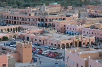 Town View, Tinerhir, Morocco Fine Art Print