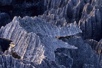Tsingy Rock Formations, Madagascar Fine Art Print