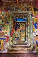 Ura Kidane Meret monastery, Lake Tana, Ethiopia Fine Art Print