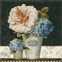 French Vases II Framed Print
