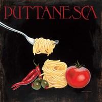 Italian Cuisine I Framed Print