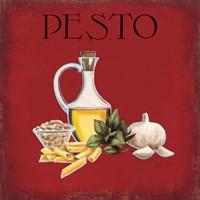Italian Cuisine II Framed Print