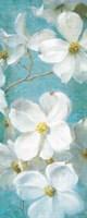 Indiness Blossom Panel Vintage II Fine Art Print