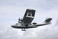 PBY Catalina vintage flying boat Fine Art Print
