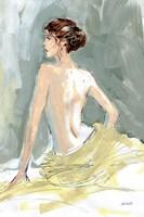 Nude II Fine Art Print